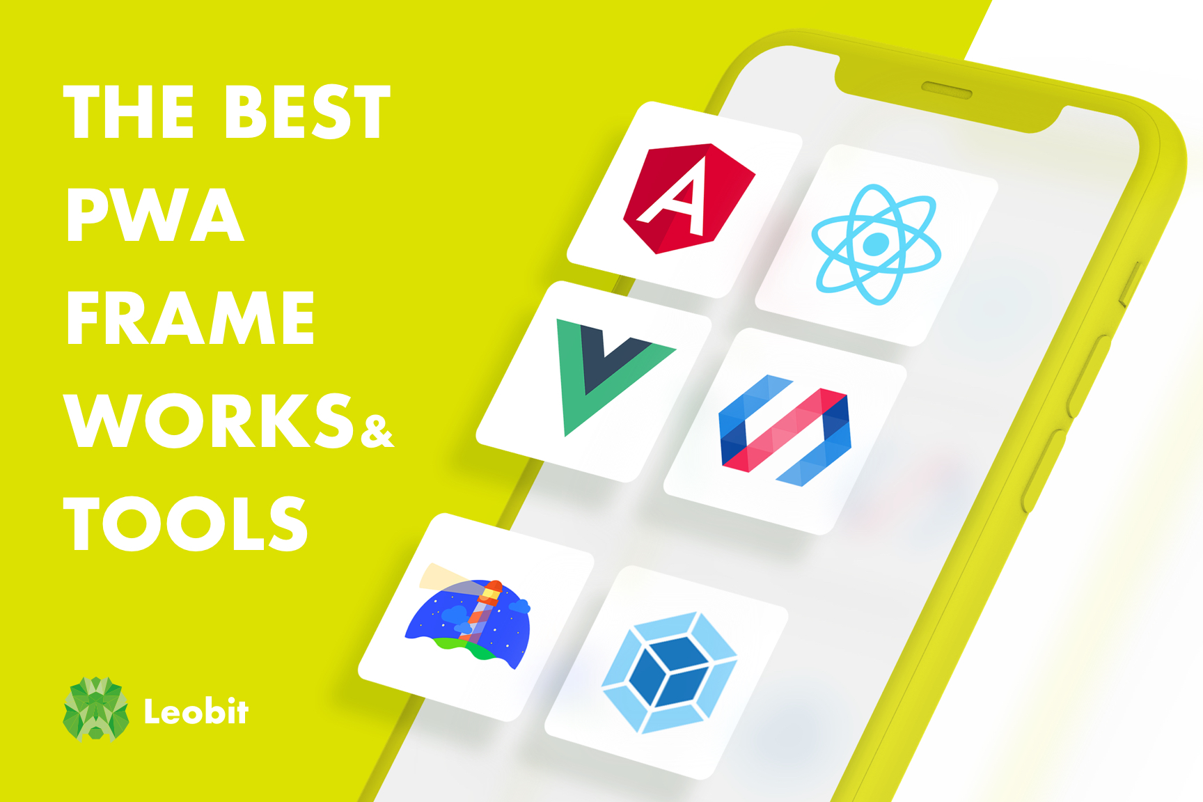 Best PWA frameworks and tools