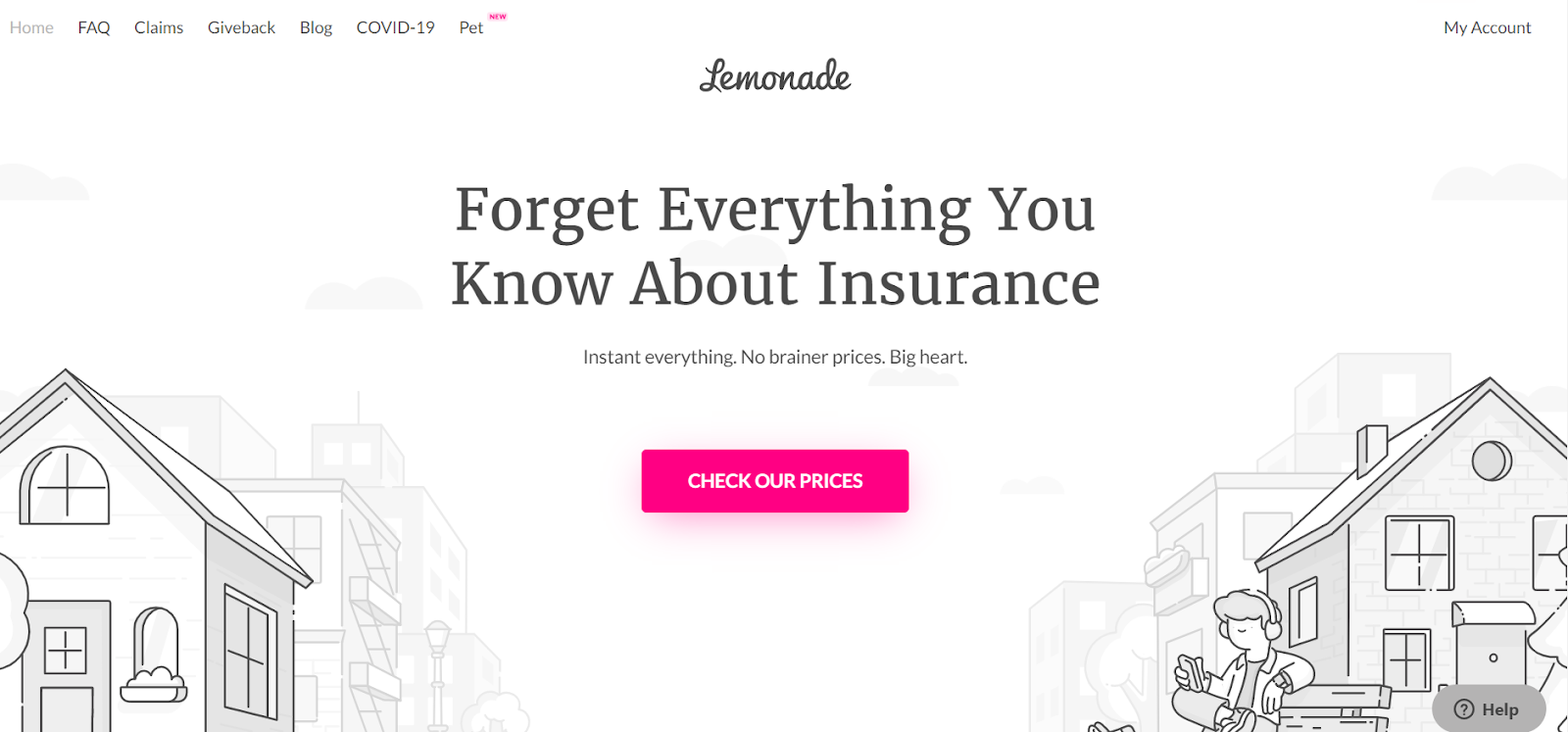Insurance startup 2021