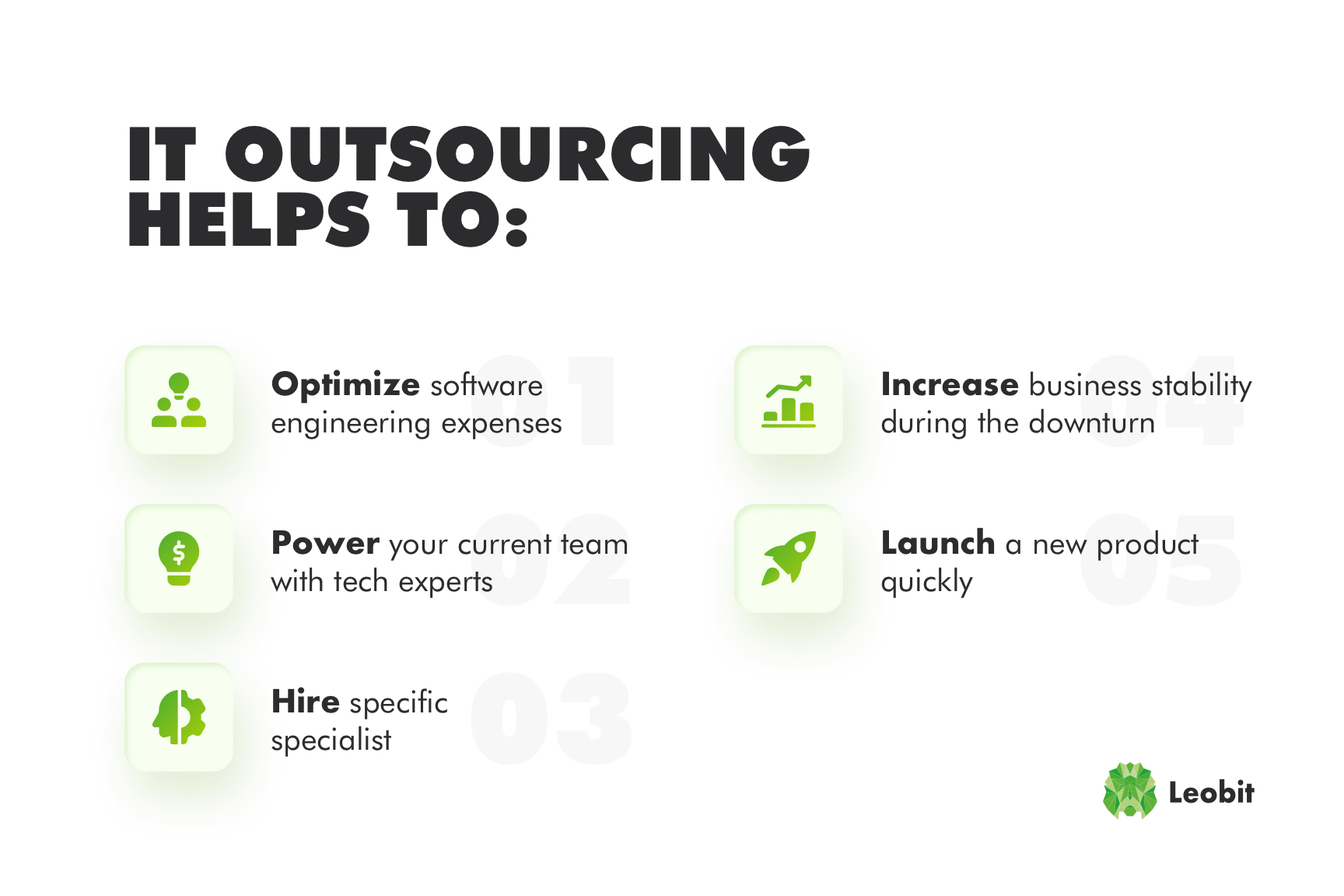 How IT Outsourcing helps businesses